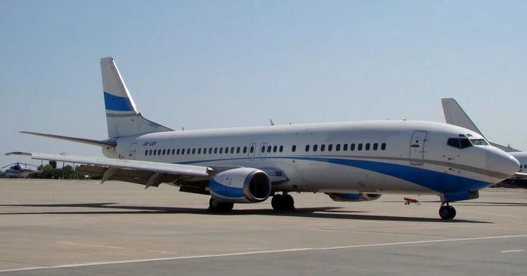 самолет jonika airlines